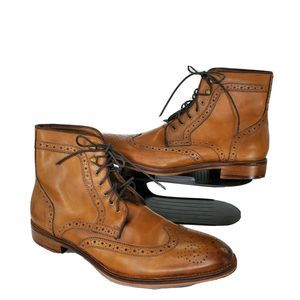 Johnston & Murphy Conard Wingtip Boot Ankle Boots